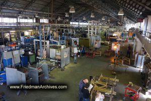 Sweden Glass Factory