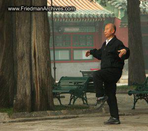 Tai Chi Man