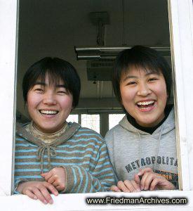 Vivian and Vicki