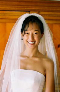 Wedding Sampler Bride Portrait
