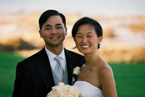 Wedding Sampler Bride and Groom Portrait IV