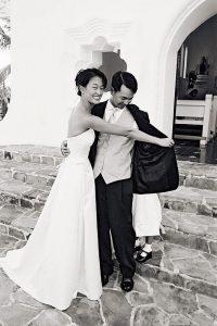 Wedding Sampler Candid