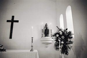 Wedding Sampler Chapel Interior