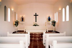 Wedding Sampler Wedding Chapel Interior