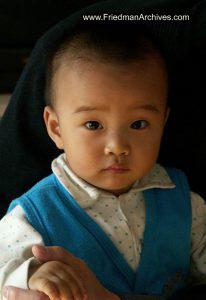 Zhou's Baby Portrait