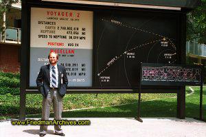 NASA, JPL, Voyager, Magellan, Gary Friedman,