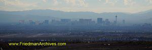 Las Vegas in Smog